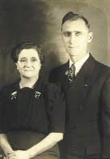 Essie (Hawkins) and Raleigh Quackenbush