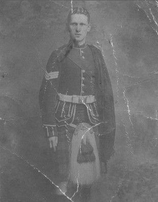 Henry Duff, Black Watch