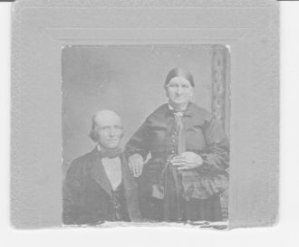 Grandma and Grandpa Summers or Lammers