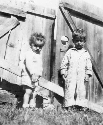 Norman Kent  & Bobby Kent ('Lil Rascals)