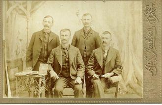 Oliver, Forsythe, or Donnelly Men, Ontario