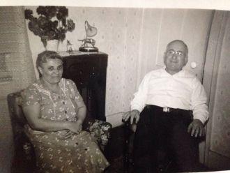 Mary (Esposito) & Pasquale Carrano