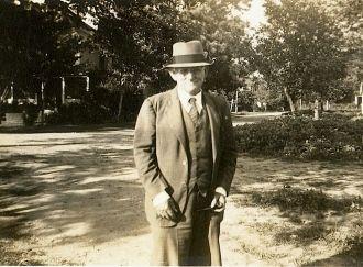 A photo of Andrew James Brady
