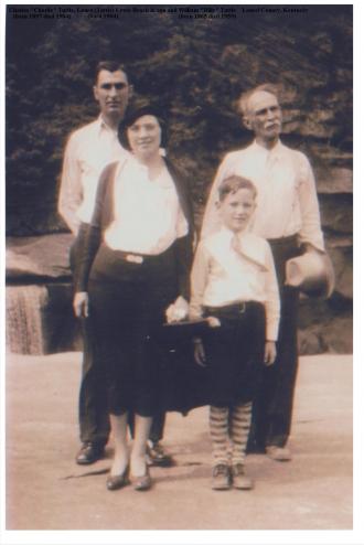 William Tuttle Family