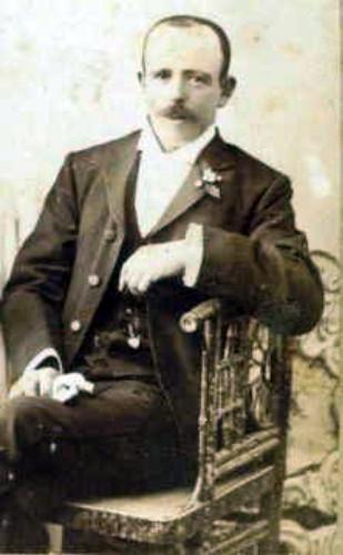 Alfred Clifford 1869 NSW Australia