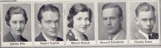 Jeanne Ellis, 1933 San Francisco