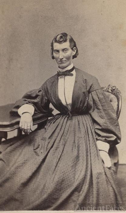 Frances Clalin Clayton