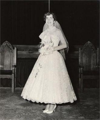 Margaret Sue Nagel, 1956