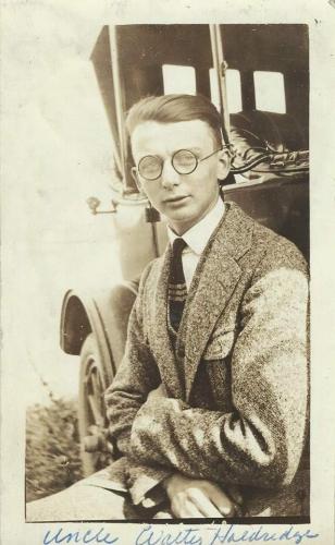 Walter G. Holdridge