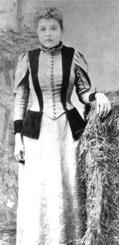 Mary Burkhart Whitaker