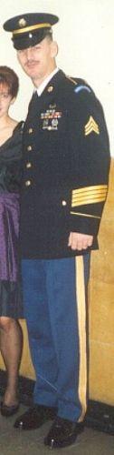 A photo of Sgt. Donald R. Munn