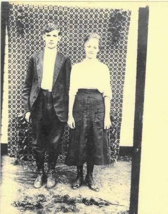 Dan & Mary Sparks