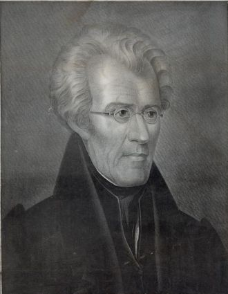 A photo of Andrew Jackson