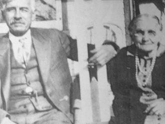 Joseph Pombrio & Matilda Bruso, New York