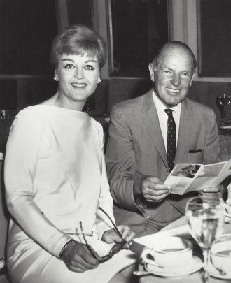 Angela Lansbury & Silas Seadler, 1960's