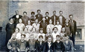 Richmond Dale School 1921-1922