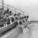 Plano Wildcats Varsity Basketball Team TX