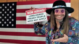 Classic hippie