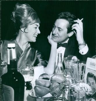 Monica Keating and husband Paul Richards.