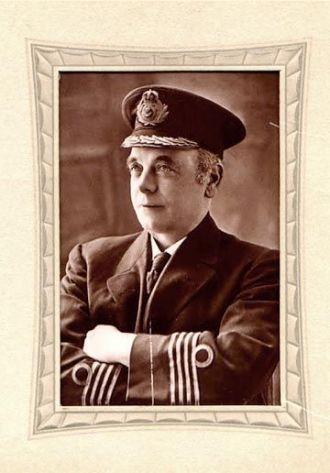 Captain Craddock