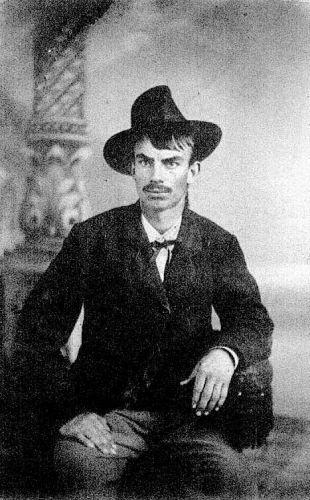 Tintype Tough Guy