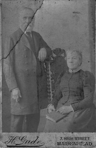 Joseph Henry & Isabella Hancock