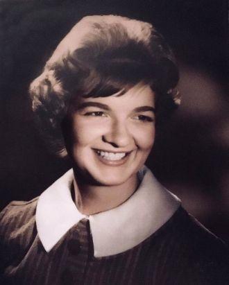 A photo of Donna Loraine (McGregor) Morgan