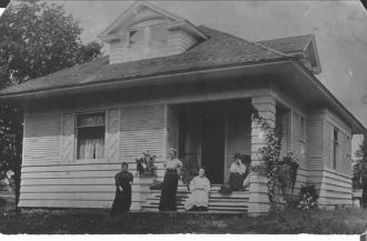 Tyrrell Family Home