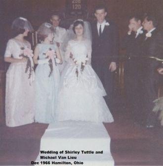 Tuttle/VanLieu wedding