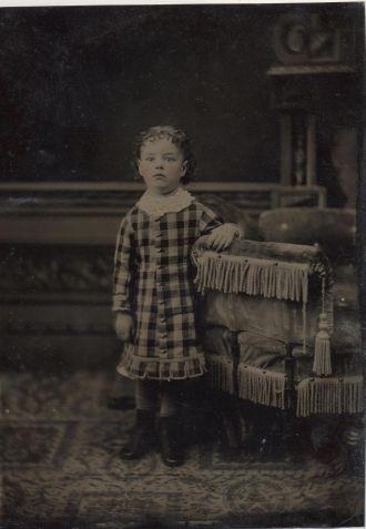 Lucy Mary Ellsworth Peatfield