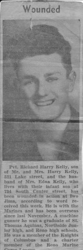 Richard Harry Kelly article