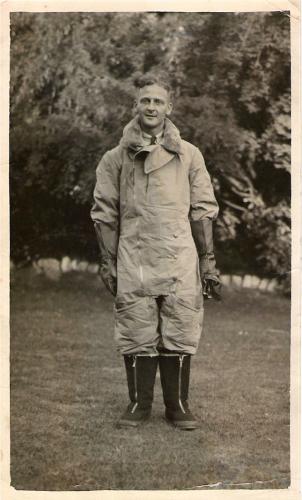 A photo of William Eric Leake
