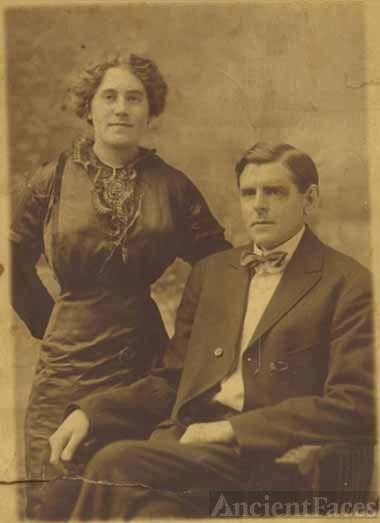 Ellen (Cotter) and Samuel Edward O'Donnell