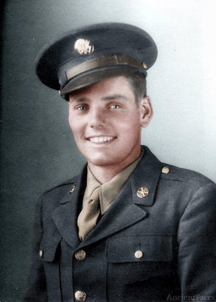 WWII: Sergeant Fred Walter Vallis