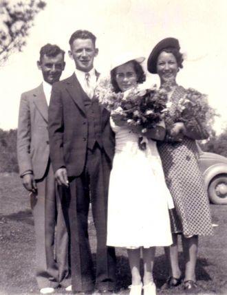 John Laurent wedding