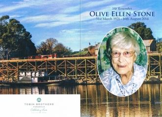 Olive Ellen Stone