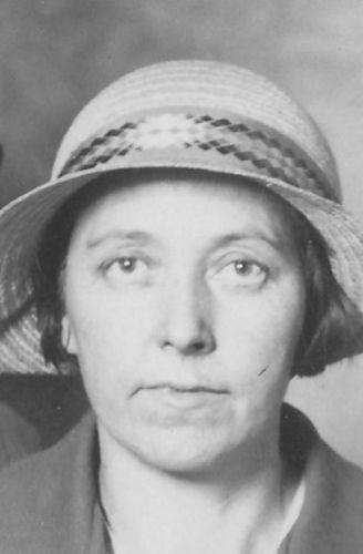 Mary Elizabeth (Rakes) Baker