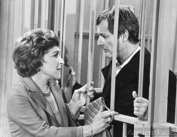 Nancy Walker and William Daniels