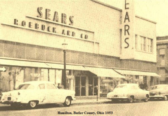 Sears Roebuck and Co, 1953 Ohio