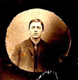A photo of Elbert Arden Gorden