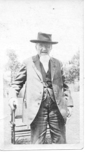 A photo of William Henry Mattick