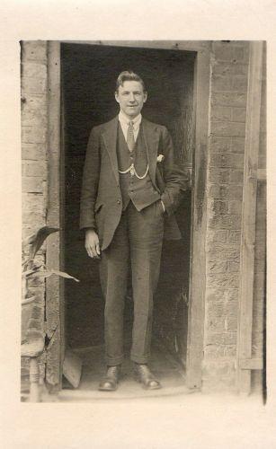 Albert Edward Edwin Harrison