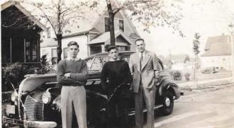 Edwin J Burke Family