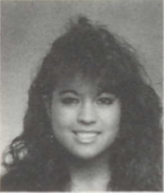 1991 Tiburon Yearbook - Kesia Alvarez