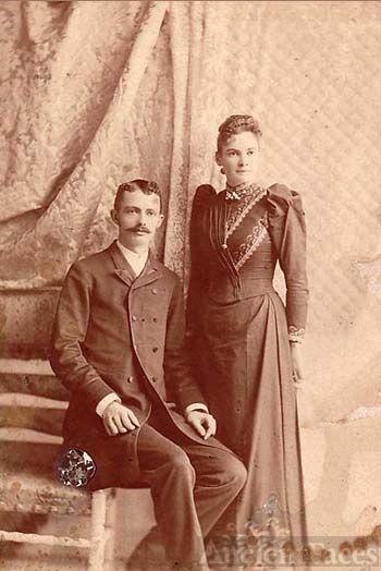 Virgil & Laura Fowler Lindner
