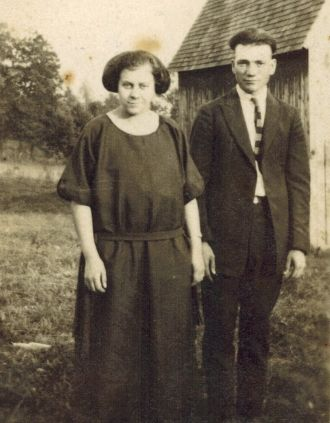 Delia and Carl Ping