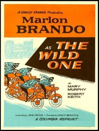 Marlon Brando, Wild One