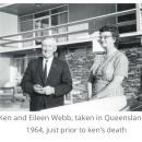 Eileen and Kenneth Heywood Webb