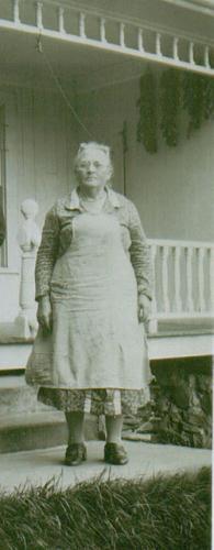 Harriet M. (Hamilton) Stafford