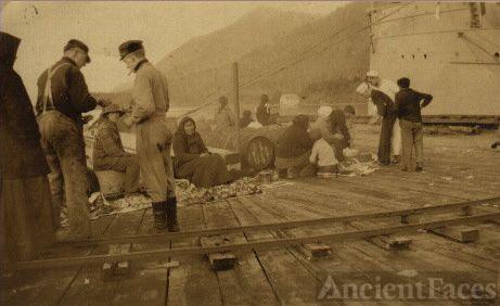 Sitka, Alaska in 1918